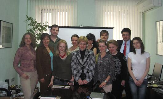 Встреча с представителями компании Biocard Logistics